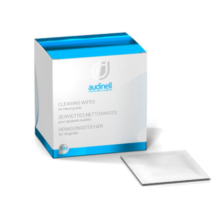 Audinell tisztító kendő (30 db)