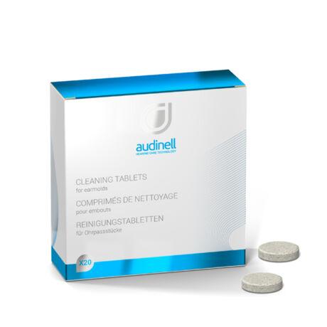 Audinell tisztító tabletta (20db)