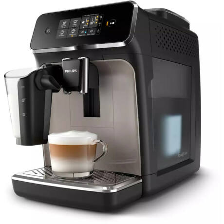 Series 2000 LatteGo automata kávégép LatteGo tejhabosítóval