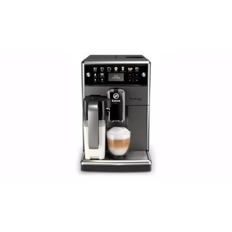 PicoBaristo Deluxe automata kávégép integrált tejtartállyal